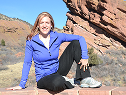 Julie Kremer of Namaste Studio Denver