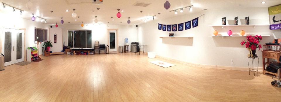 Namaste Studio Denver - TRX and Yoga Practice